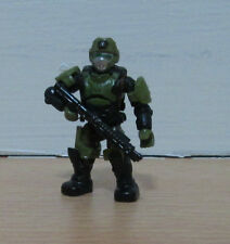 ** HALO Mega Bloks Halo 4 MARINE new articulation UNSC Weapons Pack II Construx