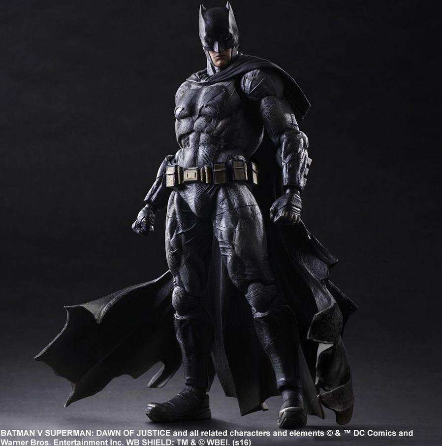 DC Square Enix Play Arts Kai Batman v Superman Batman Action Figure
