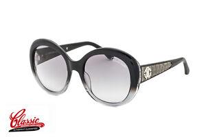 Roberto-Cavalli-RC-983S-S-05B-Black-Transparent-Frame-Gradient-Lens-Sunglasses