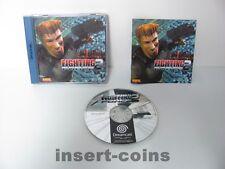 Fighting Force 2   -  Sega Dreamcast / DC / USK18 / PAL / S3