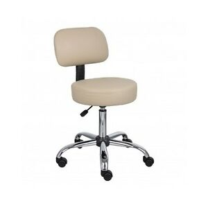 Rolling Exam Stool Medical Dental Doctor Adjustable Work
