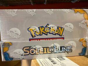 Pokémon Soleil et Lune Boite de Theme Decks Français - 1 Boite -12 decks per box