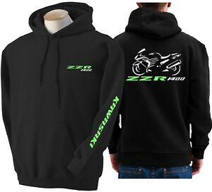 1400 voor Sweatshirt Moto Hoody Zzr1400 Kawasaki Sweater Sudadera Zzr fiets Hoodie de gXqvwpYxdd