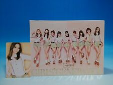 CD+DVD Girls Generation Gee JAPAN Limited Photocard Yoona SNSD