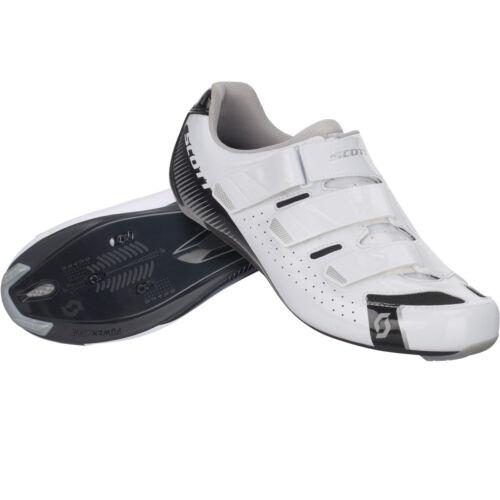 Scott Road Comp Rennrad Fahrrad Schuhe weiß//schwarz 2019