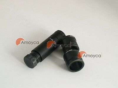 0.4X C-mount microscope adapter ,relay lens,23.2mm,30mm,30.5mm, eyepiece,camera