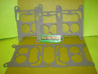 Rochester 4 Gc Base Gaskets For Use W/plate Cadillac Pontiac Oldsmobile Mid 50's