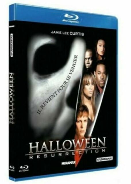 Blu Ray : Halloween Resurrection - NEUF