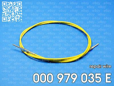 10 pcs Macroconn crimp terminals for Audi VW Seat Skoda repair wire 000979035E