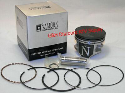 74.50mm 2nd Oversize Namura Piston /& Rings Kit for the 1988-2000 Honda TRX 300 2x4 4x4 Fourtrax ATVs