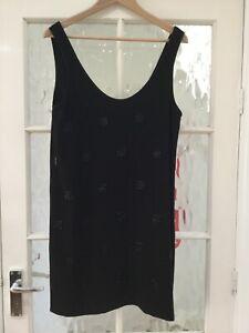 Detail Bead Black Drees M James Taglia Elizabeth wOvqtU