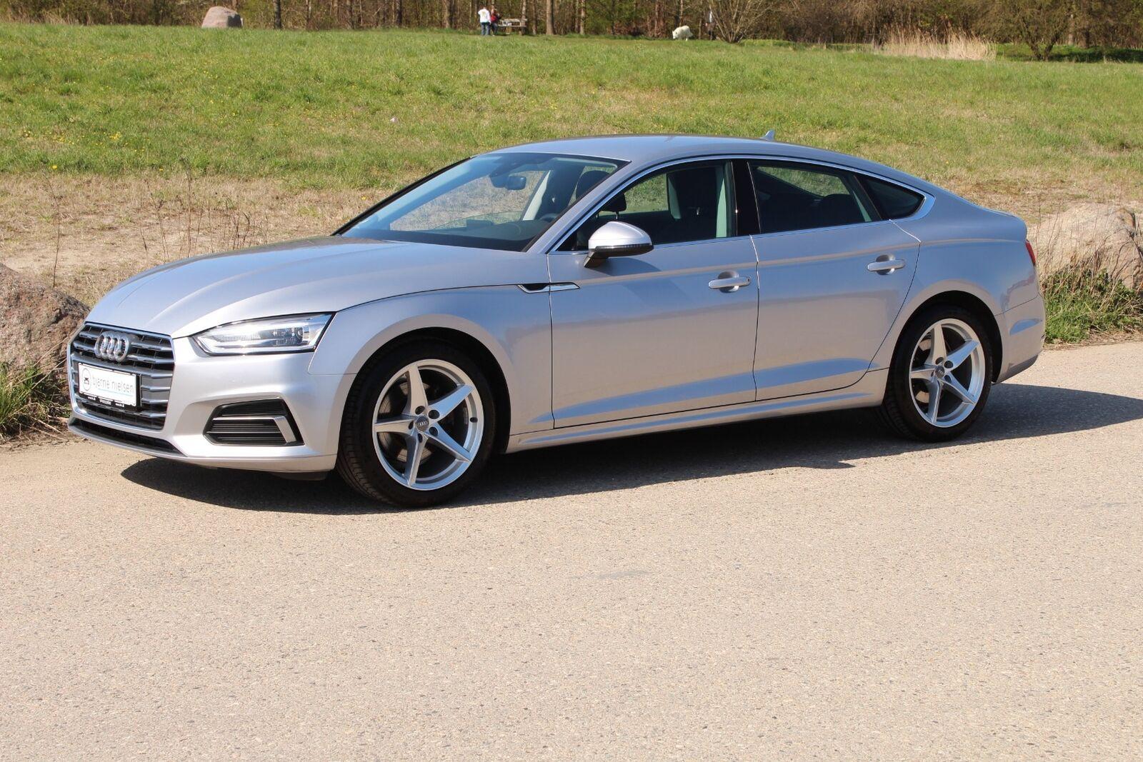 Audi A5 Billede 4