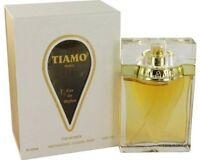 Tiamo For Women 3.4 Oz Eau De Parfum Spray By Perfume Blaze Sealed In Box