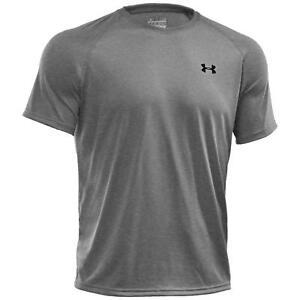 Under-Armour-T-Shirt-Mens-Short-Sleeve-Top-Gym-Sports-Tee-Size-S-M-L-XL-XXL