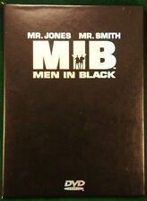 Men In Black (DVD, 2000, 2-Disc Set, Limited Collector's Edition) Sci-Fi/Comedy