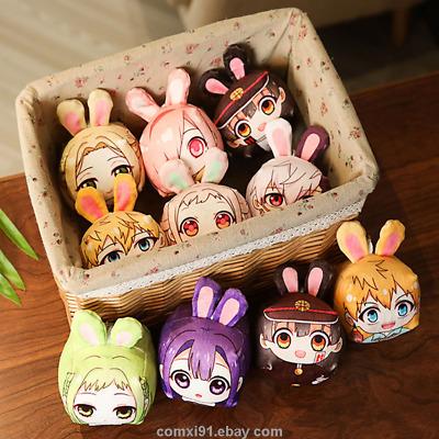 Hot Anime Toilet-Bound Hanako-kun Cosplay Stuffed Plush Toy Doll Cute 60x40cm