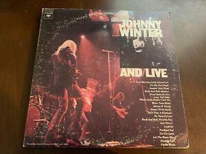 JOHNNY-WINTER-AND-LIVE-VINYL-2LP-039-S-COLUMBIA-RARE