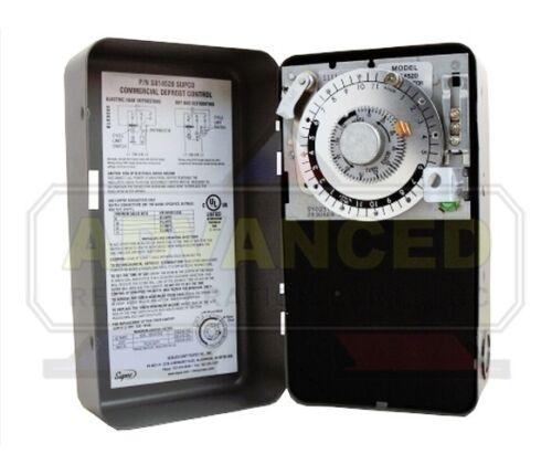 Supco S814520 Commercial Defrost Timer 240V Mechanism for Paragon 8145-20