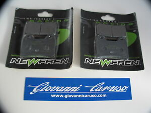 MOTO-GUZZI-GRISO-NORGE-BREVA-1100-1200-SPORT-FRONT-DISC-PADS-SET-TOP-QUALITY