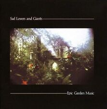 Epic Garden Music by Sad Lovers and Giants (CD, Jan-2009, Cherry Red)