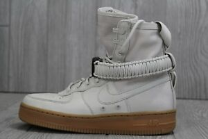 Details about 31 New Nike SF Air Force 1 Women's Shoes Boots Light Bone 857872 004 Size 8