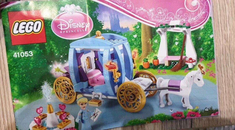 LEGO Disney Princess 41053 Cinderellas verzauberte Kutsche NEU OVP