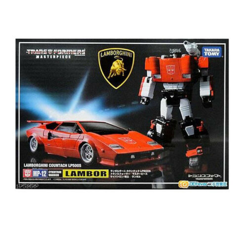 Transformers MP-12 mp12 LAMBOR HOT gifts Figure In Stock TAKARA TOMY MASTERPIECE