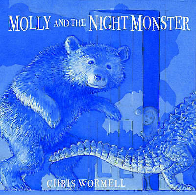 """1 of 1 - """"VERY GOOD"""" Molly and the Night Monster (Tom Maschler Books), Wormell, Christoph"""