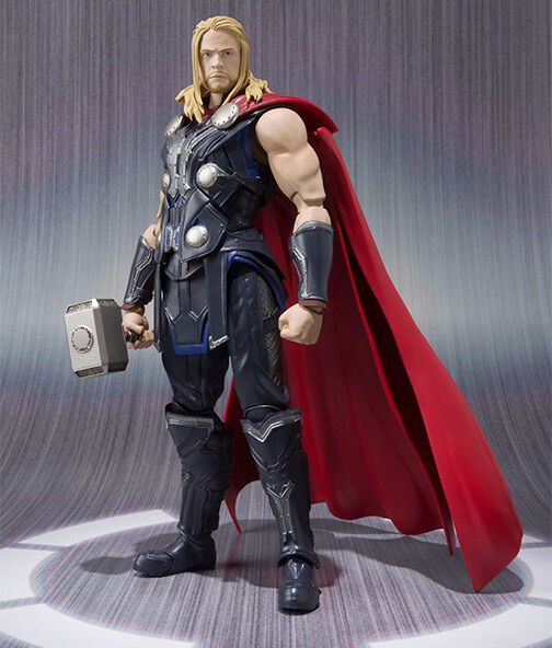Action Figure Thor Avengers Age of Ultron EDIZIONE REMASTEROT