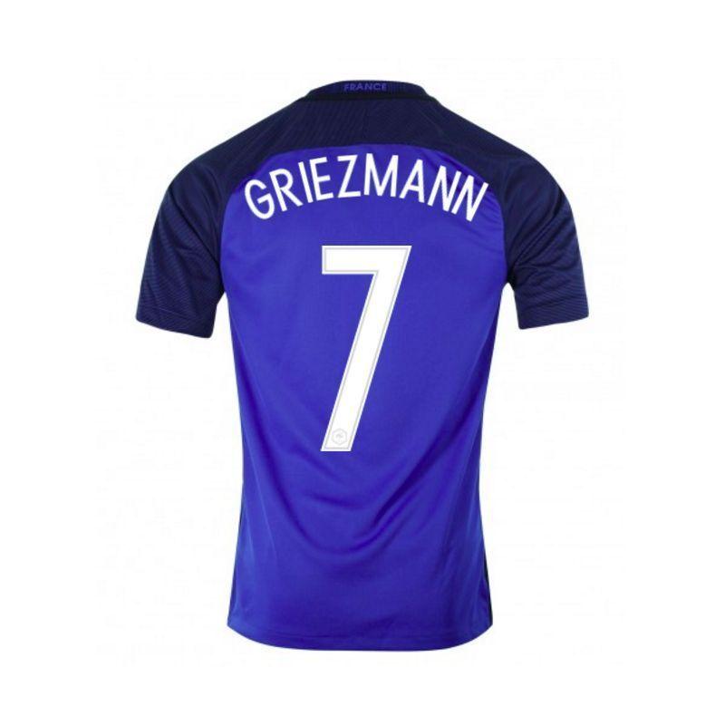 Flocage pour survetement  GRIEZMANN N°7 Haute Resistance Qualité premium