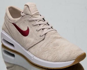 Details about Nike SB Air Max Janoski 2 Mens Desert Sand Lifestyle Skate Shoes AQ7477 005