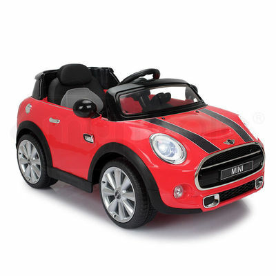 NEW Rovo Kids Electric Ride on Car Licensed MINI Cooper Children Toy Battery 12V