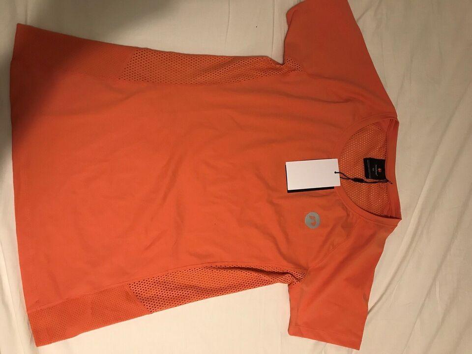 Fitnesstøj, 2x t-shirts, Newline