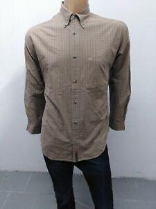 Camicia-TIMBERLAND-UOMO-Taglia-size-M-shirt-man-chemise-maglia-polo-cotone-5310