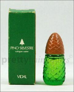 ღ Pino Silvestre - Vidal - Miniatur EDC 2ml - Top Condition