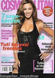 Cosmopolitan-Ungarn-Hungary-Hungarian-Magazine-N-2006-03-Beyonce-Knowles-Cover