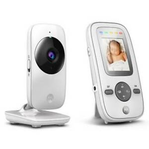 Motorola-MBP481-Video-Baby-Monitor-Babyueberwachung-Uberwachungs-Kamera-Wlan-NEU