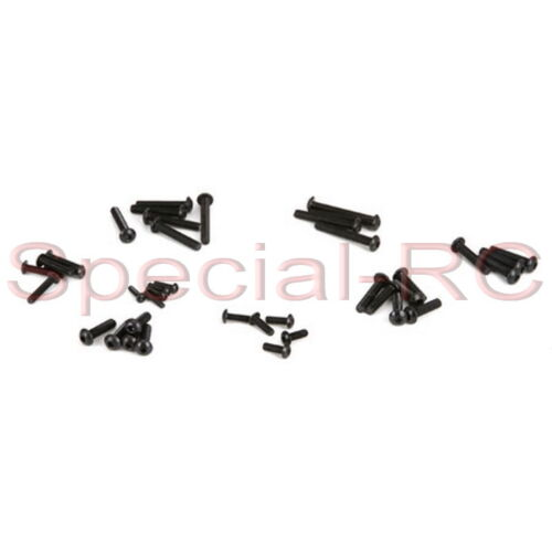 40 Losi  Button Head Screw 1:5 4wd DB XL  LOS255002 Set,