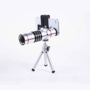 Universal 18x Telephoto Zoom Lens For All Smart Phone Samsung Iphone