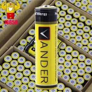 Großhandel VANDER   Akkus  3.7V li-ion Batteries Wiederaufladbare