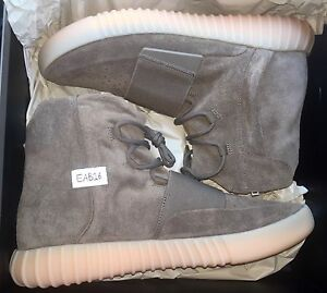 Adidas Yeezy Boost 750 Chocolate Brown In Hand Size 10 11 5 13 Kanye