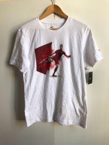 Football Shirt Nike White Neu Small Ronaldo Herren T dWZqxpfZ