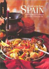 Cuisines of the World: Spain Cornelia Rosales de Molino Hardcover