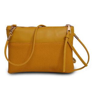 Women Shoulder Bag Handbag Ladies Leather Bag Tote Messenger Purse Satchel Gift