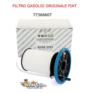 FILTRO GASOLIO ORIGINALE FIAT 500L 500X TIPO PANDA RENEGADE GIULIETTA 77366607