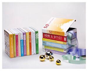 Storage-Boxes-set-2-Bookends-Books-Secret-Safe-hiding-place-elegant-Cardboard