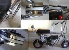 Sears Roper Chrome mini STRIPE KIT mini bike minibike decal sticker wards gilson