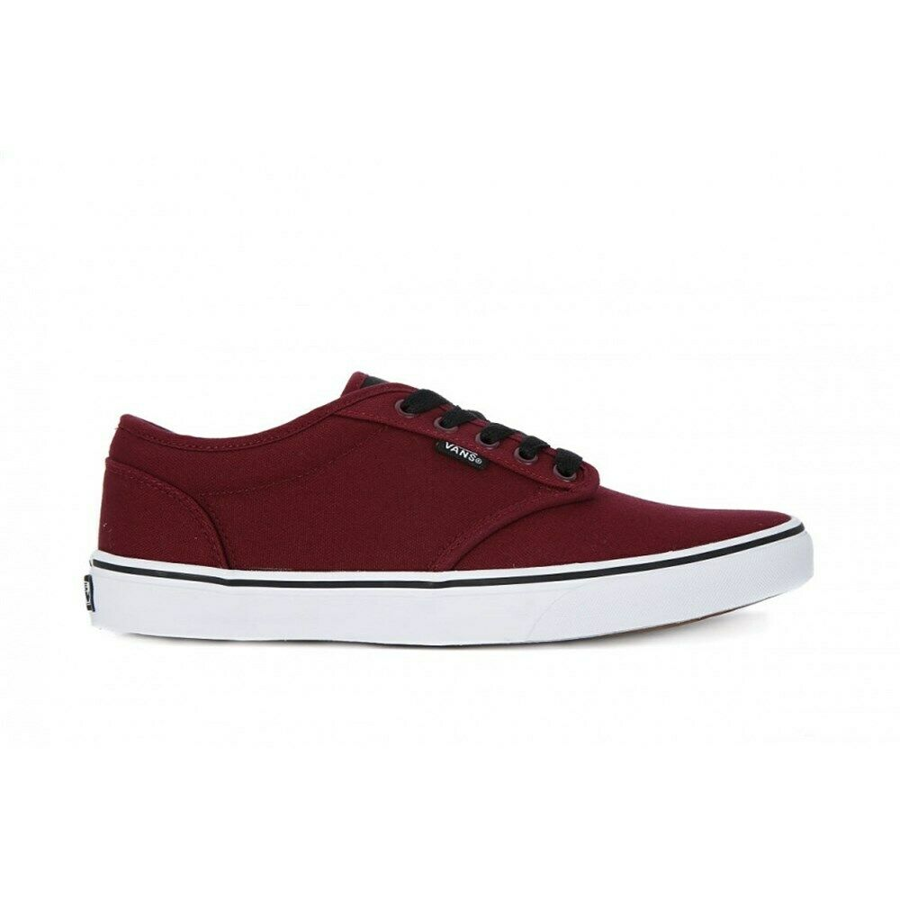 fcb6a7a960 Vans Atwood Canvas VTUY8J3 burgundy halfshoes nqnicz7012-Athletic ...