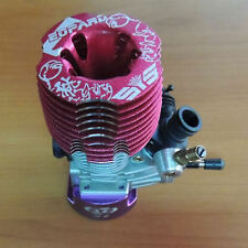 Nitro Engine STS 21 3 Port Team Spec. Not HPI OS Reds  Novarossi Picco Alpha