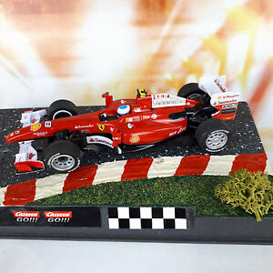 carrera go 61176 ferrari f10 no 8 formel 1 slotcar 1 43. Black Bedroom Furniture Sets. Home Design Ideas